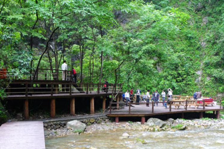 Zhongba Canyon1