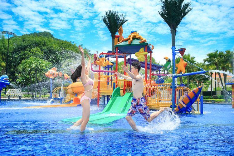 Tianzi Hot Spring3