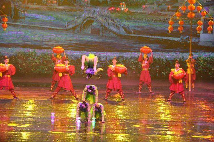 《水之靈》水舞台演出3