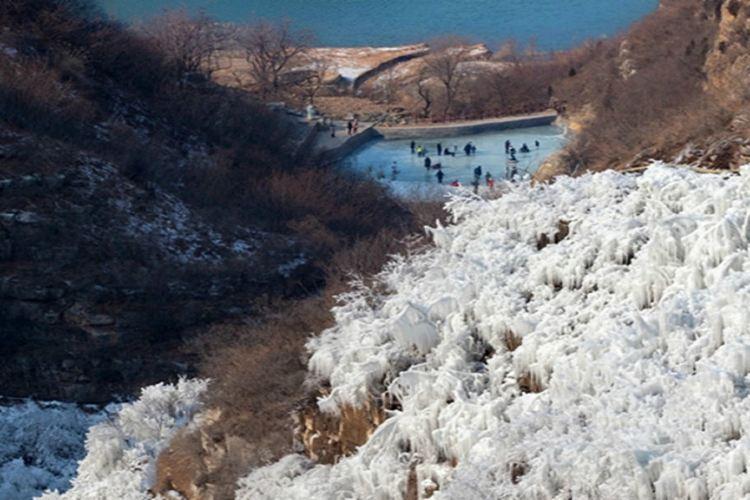 Tianci Mountain Sceneic Area2