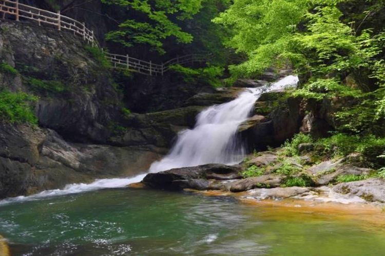 Wulong River Scenic Area3