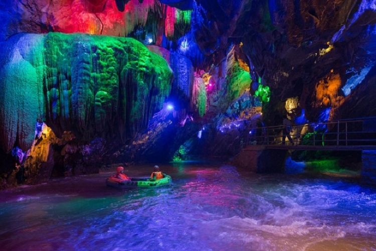 Yingxi Fenglin Tiger Valley Rafting2