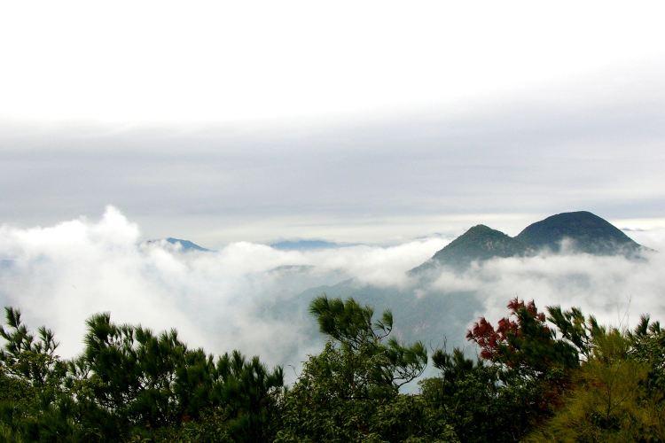 Qingyuan Mountain1