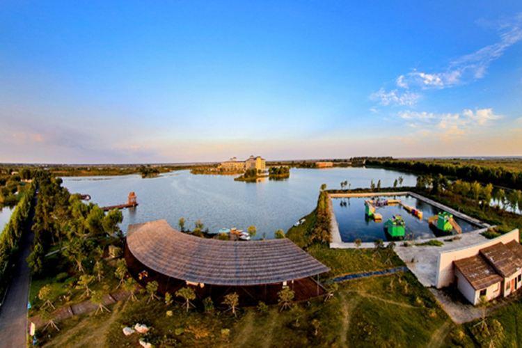 Sihong Hongze Lake Wetland2