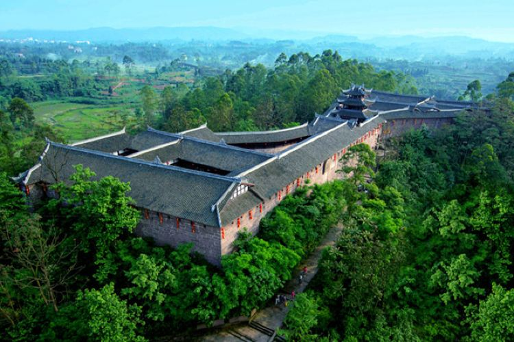 Baozhen Fortress3