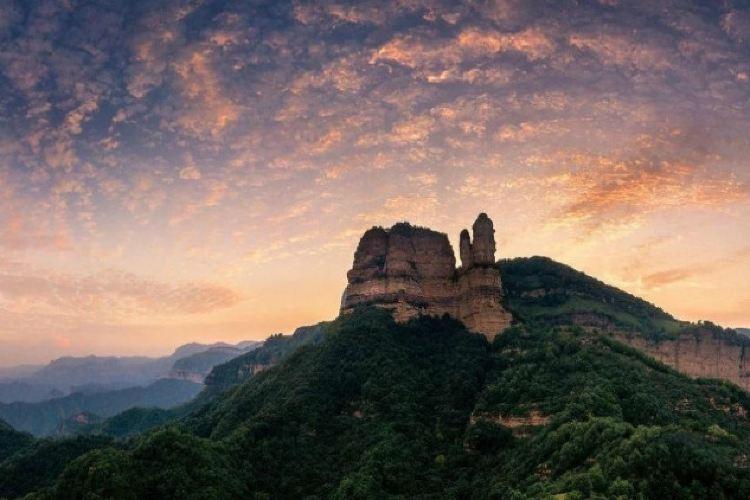 Zhougong Mountain3