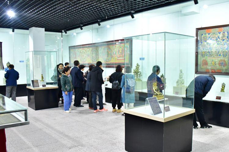 Zhangyeshi Sanyuan Museum4