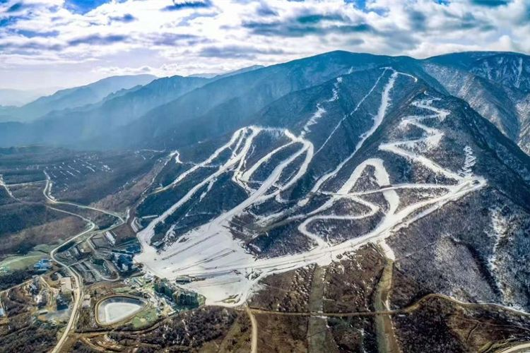 Mount Ao Ski Resort1