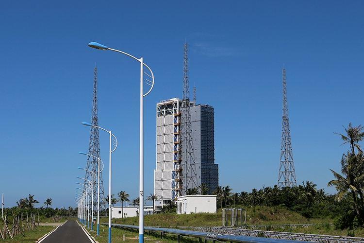 원창 위성발사센터 2
