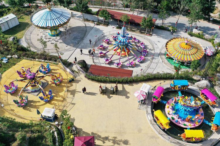 Xinxing Tianlushan Resort2