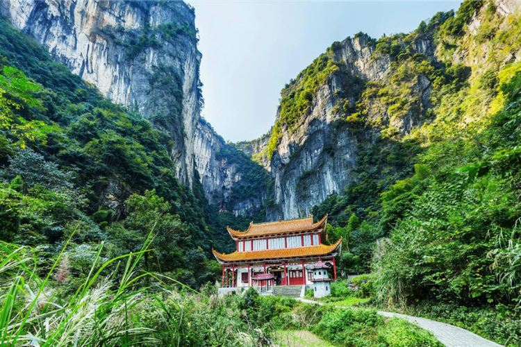 湄江國家地質公園2