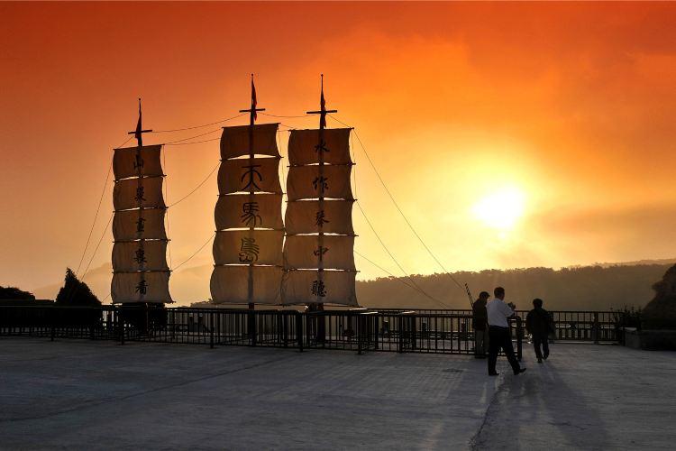 Tianma Island Tourist Area1