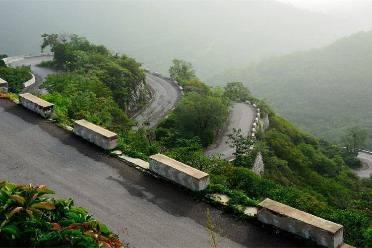 Yangtianshan National Forest Park2