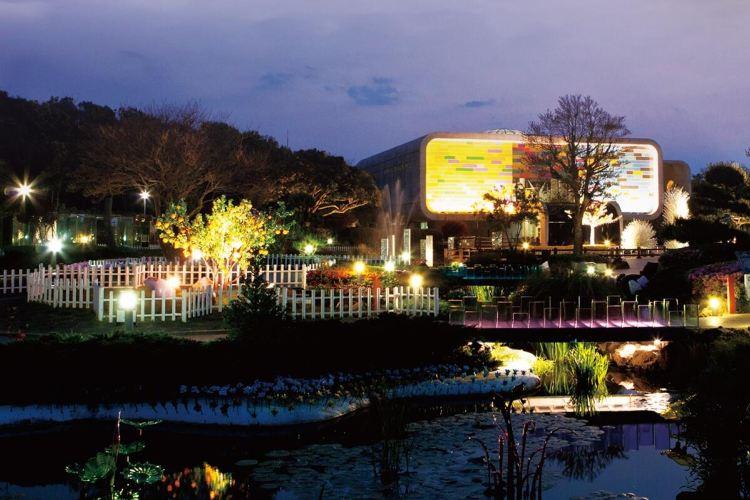 Jeju Glass Castle3