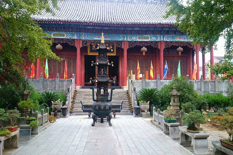 Jingzhou Historical and Cultural City Area3