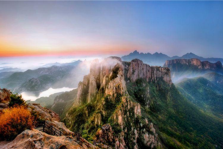 Tianzhu Mountain1
