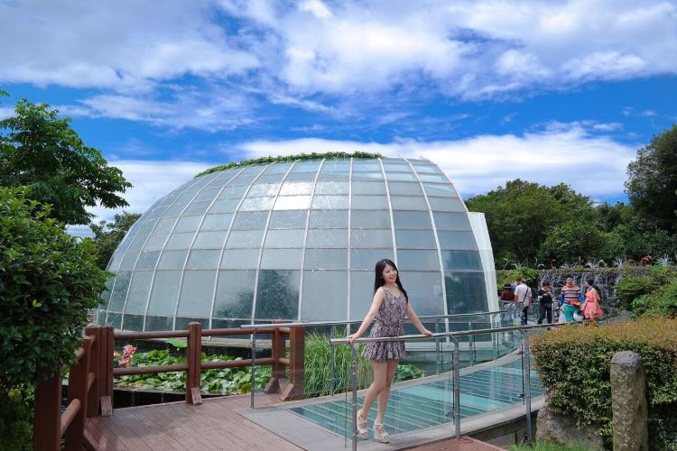 Jeju Glass Castle1