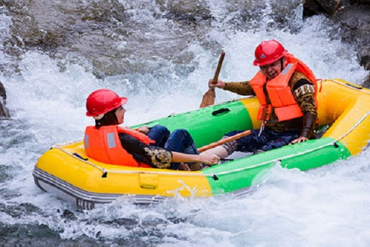 Lingxi River Forest Tourist Resort1