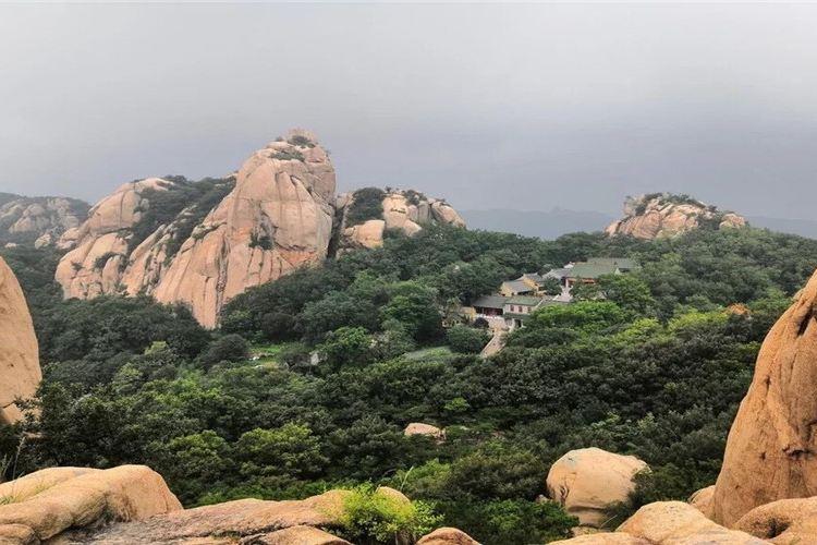 Wulian Mountain Scenic Spot3