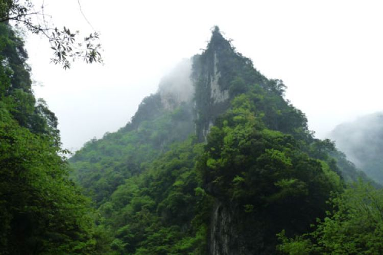 Zhongba Canyon4