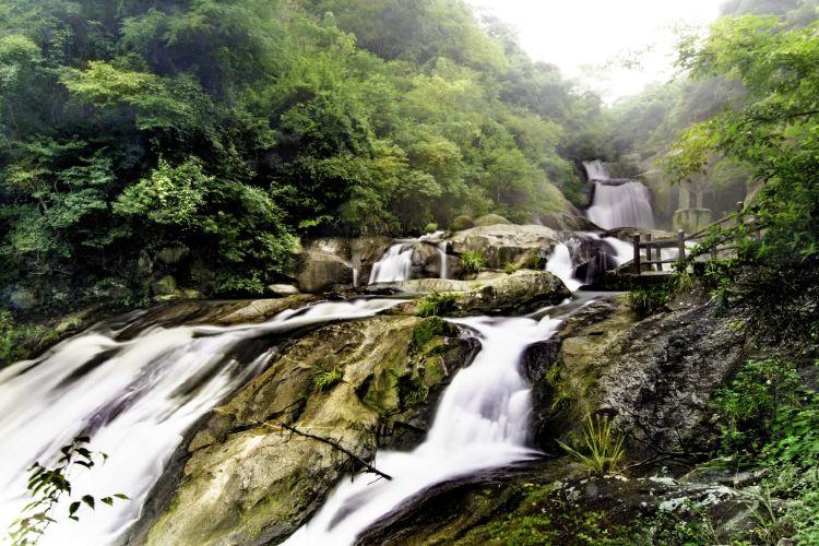 八仙飛瀑潭景區(蘿蔔潭)2