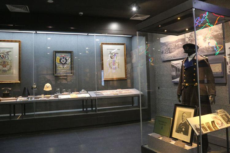 칭다오 세계1차대전 유적박물관4