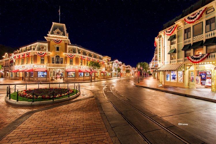 디즈니랜드 파크1