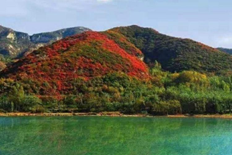 Tianci Mountain Sceneic Area4