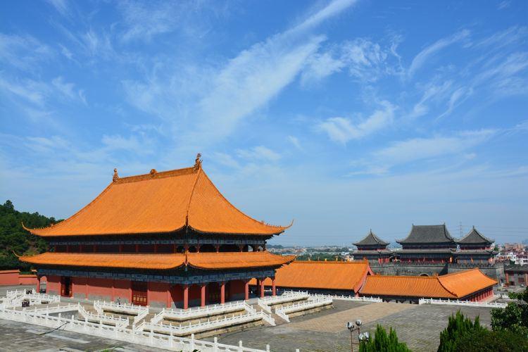 The CCTV Nanhai Movie and TV Town3