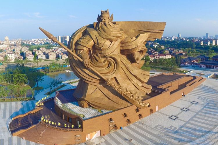 Jingzhou Historical and Cultural City Area4
