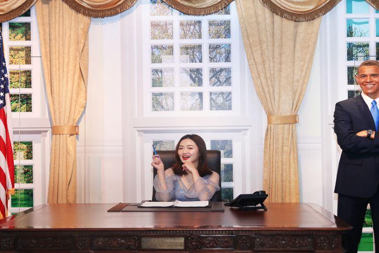 Madame Tussauds Wax Museum Wuhan2