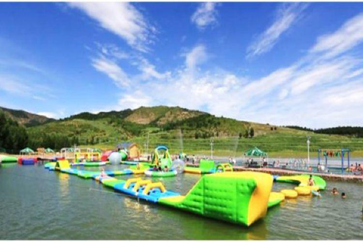 Zimen Lake Tourism Scenic Area1