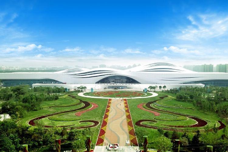 Sichouzhilu Guoji Wenhua Jiaoliu Center3
