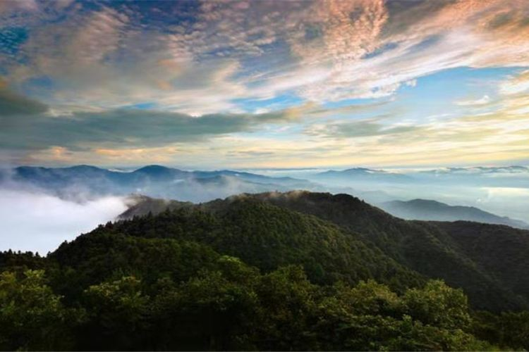 Yunshan National Forest Park1