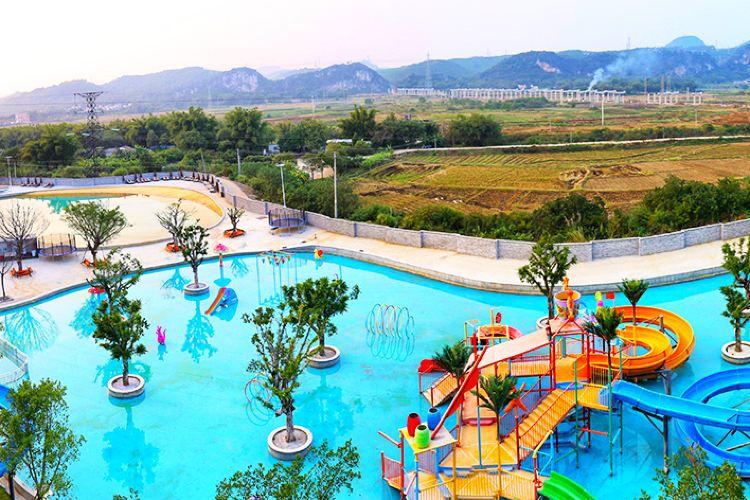 Qidong Hot Spring Town