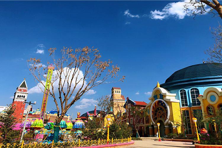 Xining Xinhua Liantong Meng Amusement Park1