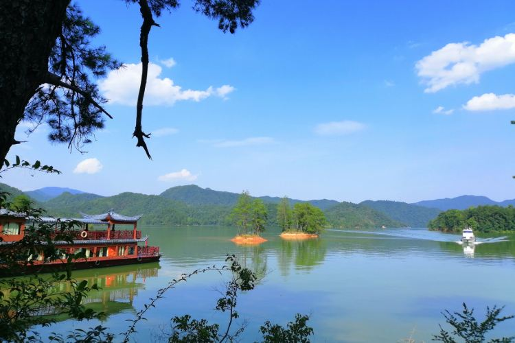 Doushui Lake Scenic Area3