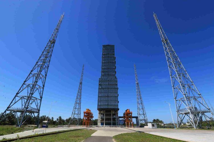 원창 위성발사센터 1