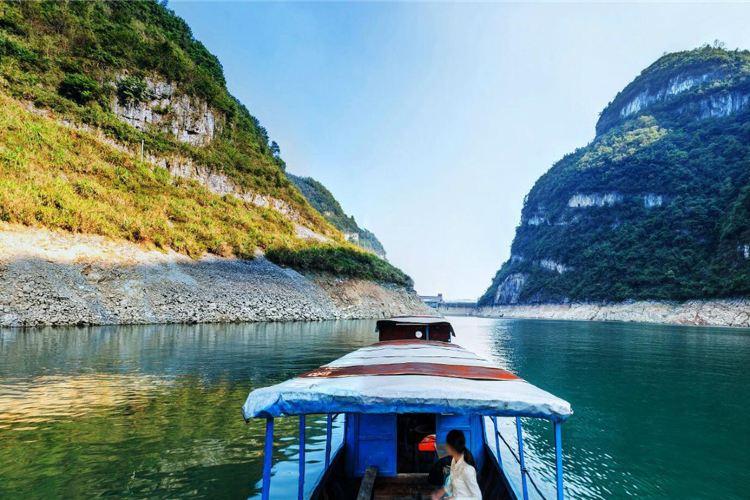 湄江國家地質公園1