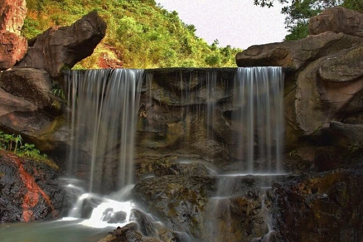 Fengxiangxia Original Ecological Tourist Area3
