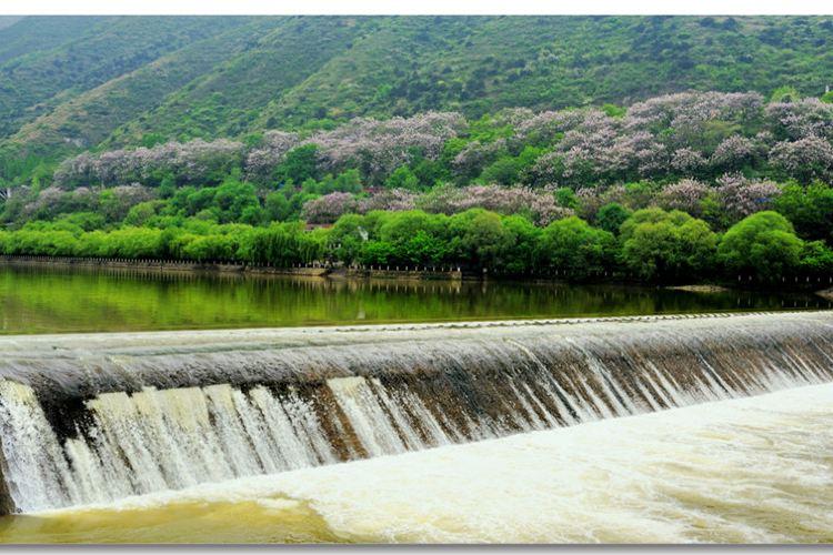 Hanzhong Shimen Catwalk Scenic Area2