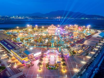 The Sea of Allah Water Theme Park