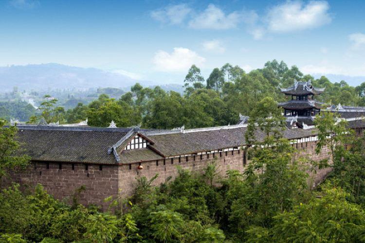 Baozhen Fortress4