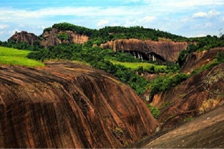 飛天山國家地質公園3
