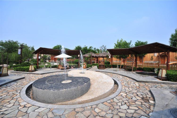 Tianmu Jiangbei Water City and Hot Spring Resort1