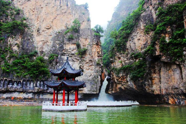 Jiaozuoshi Jingying Sceneic Area1