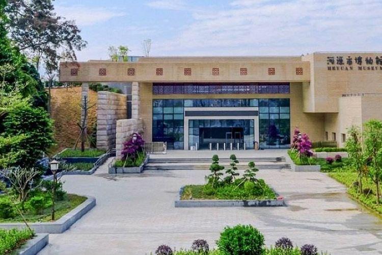 Heyuan Museum1