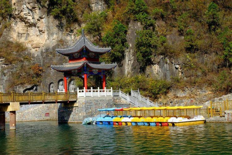 Jiaozuoshi Jingying Sceneic Area3