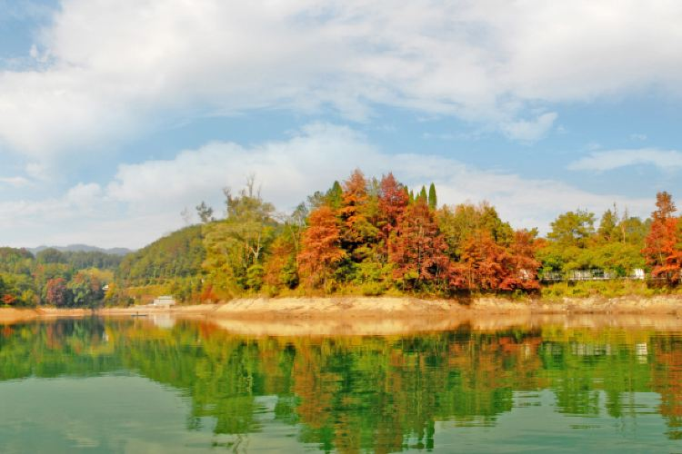 Doushui Lake Scenic Area2