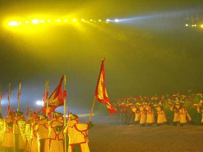 """Peak Dynasty Emperor Kangxi Ceremony"""